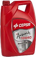 Моторное масло Cepsa Avant 10W40 / 512633601 (4л) -