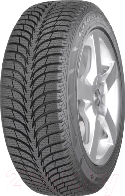 Зимняя шина Goodyear Ultra Grip Ice+ 205/55R16 91T -