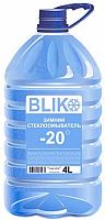 Жидкость стеклоомывающая EUROcar Блик -20 (4л) -