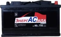 Автомобильный аккумулятор Энергасила Стандарт 6СТ-90Ah R+ / A9075 (90 A/ч) -
