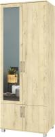 Шкаф Modern Ева Е22 (ирландский дуб) -