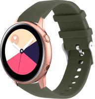 Ремешок для умных часов Miru DSJ-13 4070 (M/L, силиконовый, оливковый) -