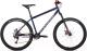 Велосипед Forward Sporting 27.5 X 2020-2021 / RBKW1M179009 (19, темно-синий/красный) -