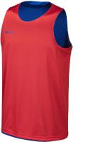 Майка баскетбольная 2K Sport Training / 130062 (S, синий/красный) -