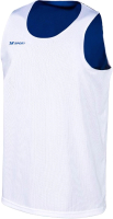 Майка баскетбольная 2K Sport Training / 130062J (YXL, белый/синий) -