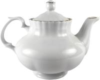 Заварочный чайник Cmielow i Chodziez Iwona / B164-0I05662 (золотая обводка) -