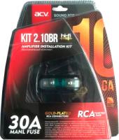 Набор для подключения автоакустики ACV KIT 2.10BR -