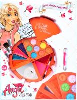 Набор детской декоративной косметики Angel Like Me Круг -