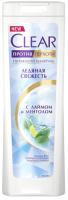 Шампунь для волос Clear Против перхоти Ледяная свежесть с ментолом (400мл) -