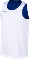 Майка баскетбольная 2K Sport Training / 130062J (YS, белый/синий) -