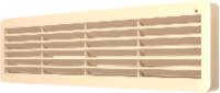 Решетка вентиляционная ERA Переточная 4513ДП (бежевый) -