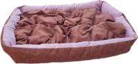 Лежанка для животных Зоо Рай Relax (100x70x25см) -