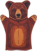 Кукла-перчатка Десятое королевство Медведь / 3655 -
