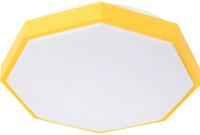 Потолочный светильник Arte Lamp Kant A2659PL-1YL -