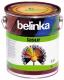 Лазурь для древесины Belinka Lasur № 22 (2.5л, эбеновое дерево) -