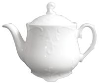 Заварочный чайник Cmielow i Chodziez Rococo / 0002-0035660 (белый) -