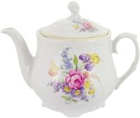 Заварочный чайник Cmielow i Chodziez Rococo / G728-0035662 (мейсенский букет) -