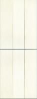 Экран-дверка Comfort Alumin Джинс бежевый 83x200 -