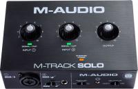 Аудиоинтерфейс M-Audio M-Track Solo -