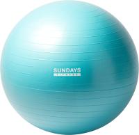 Фитбол гладкий Sundays Fitness IR97403 (75см, голубой) -