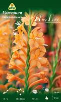 Семена цветов АПД Уотсония пирамидальная Пич Глоу / A31078 -