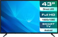 Телевизор Prestigio Top 43 / PTV43SS04Y (черный) -