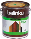Лазурь для древесины Belinka Toplasur №22 (2.5л, эбеновое дерево) -