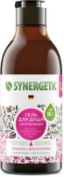 Гель для душа Synergetic Натуральный Биоразлагаемый Гвоздика и дикая клюква (380мл) -