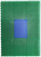 Коврик грязезащитный Пластизделие Комбинированный 55x78 -