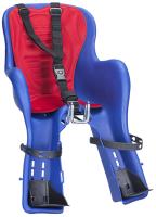 Детское велокресло HTP Kiki De Luxe (синий) -
