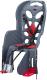 Детское велокресло HTP Fraach T (темно-серый) -