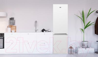 Холодильник с морозильником Beko CNKR5310K20W