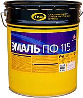 Эмаль Slaven ПФ-115 защитная (20кг) -