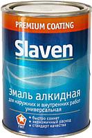 Эмаль Slaven ПФ-115 (20кг, зеленый) -