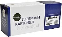 Картридж NetProduct N-CE278A -