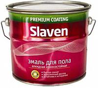Эмаль Slaven ПФ-266 (20кг, красно-коричневый) -