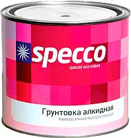 Грунтовка Specco ГФ-021 (2.7кг, красно-коричневый) -