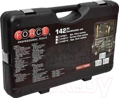 Универсальный набор инструментов Force 41421R-7 -