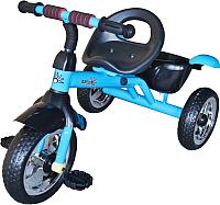 Детский велосипед Sundays SN-TR-02 (голубой) -