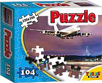 Пазл Topgame Самолёт / 01293 -
