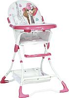 Стульчик для кормления Lorelli BonBon Girl Pink (10100311829) -