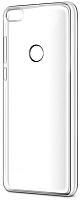 Чехол-накладка Case Better One для Honor 9 Lite TPU (прозрачный глянец) -
