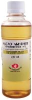 Масло художественное Невская палитра Льняное уплотненное №2 / 2332925 (220мл) -