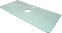 Столешница для ванной Misty Скай 10 80x42 / С-Ска16080-10 -