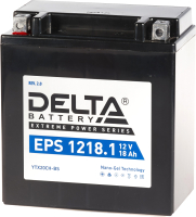 Мотоаккумулятор DELTA EPS 1218.1 / YTX20СH-BS (20 А/ч) -