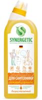 Чистящее средство для ванной комнаты Synergetic Для сантехники 5в1 (700мл) -