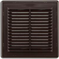 Решетка вентиляционная Storm BR-2525 (255x255) -