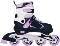 Роликовые коньки Ridex Allure S (р-р 31-34, пурпурный) -