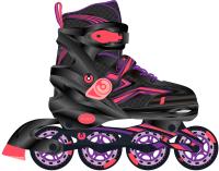 Роликовые коньки Ridex Remi S (р-р 31-34, розовый) -