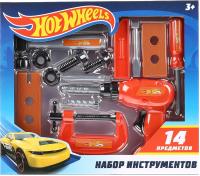 Набор инструментов игрушечный Играем вместе Hot Wheels / 1605K325-R2 -